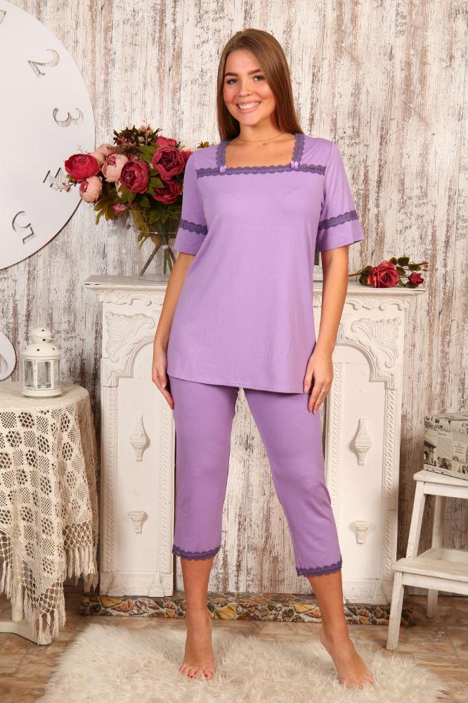 Пижама женская #Айнур# 56, Размер: 56 - Одежда для сна - Пижамы