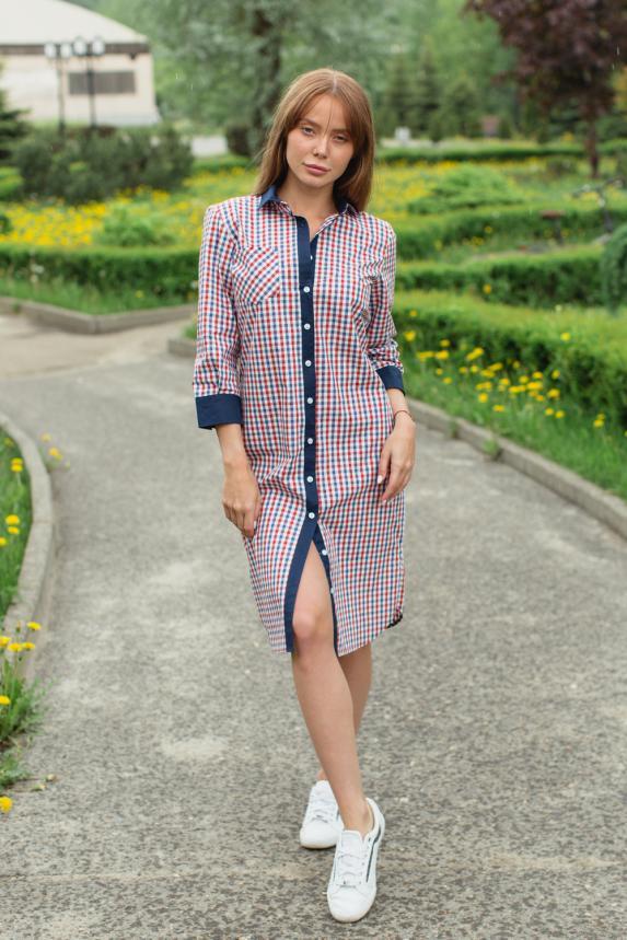 Рубашка женская iv56485