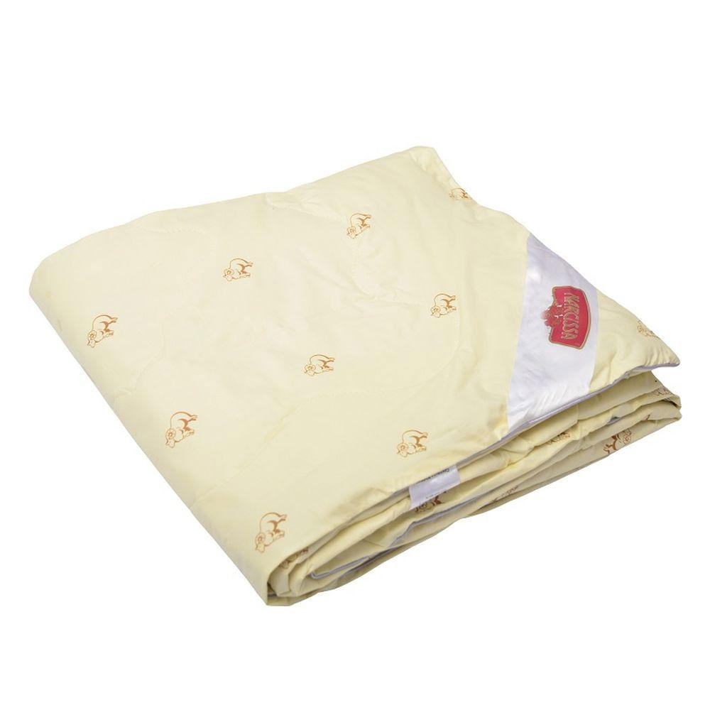 Одеяло летнее Хорошие сны (овечья шерсть, тик) (Детский (110*140)) одеяло летнее хорошие сны овечья шерсть тик детский 110 140