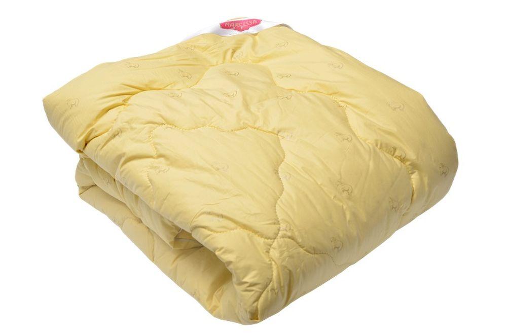 Одеяло зимнее Стандарт (овечья шерсть, тик) (Детский (110*140)) одеяло летнее хорошие сны овечья шерсть тик детский 110 140