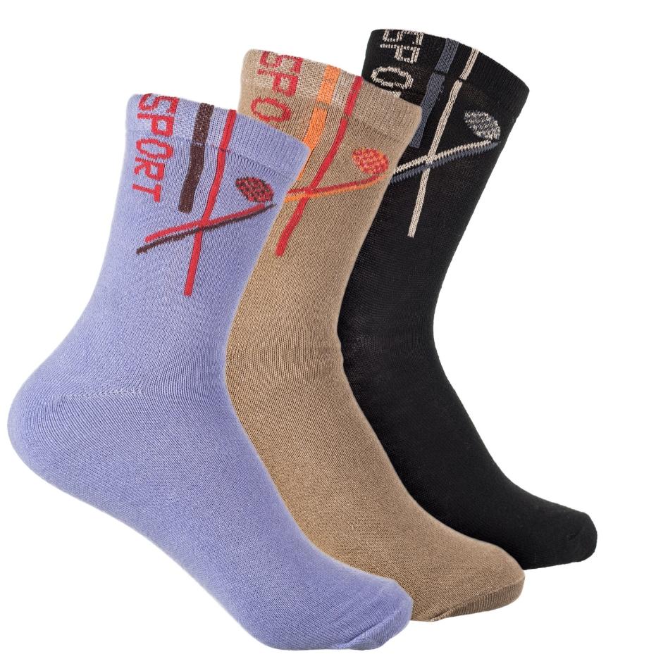 Носки женские Спорт (упаковка 12 пар) (37-41) носки женские акцент упаковка 6 пар 23 25