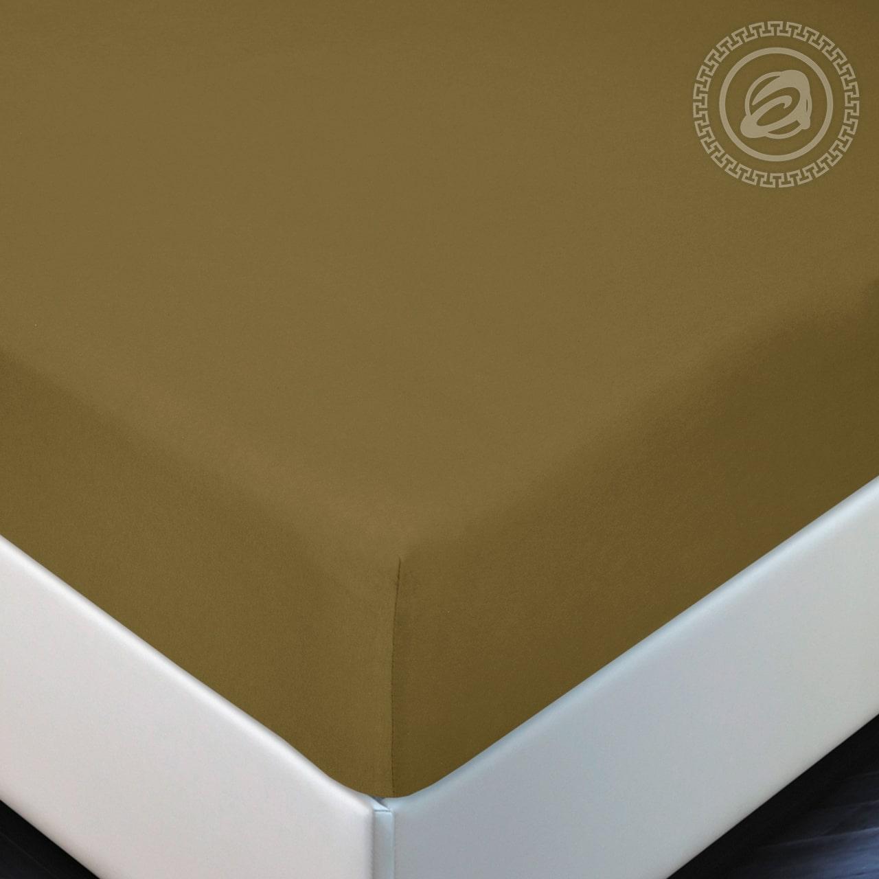 Простыня на резинке iv61948 (трикотаж) 60х120