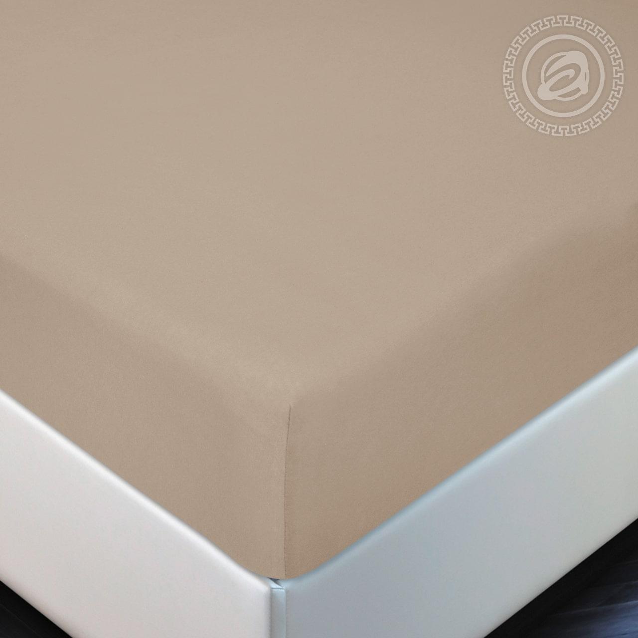 Простыня на резинке iv61949 (трикотаж) 60х120