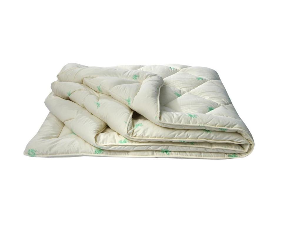 """Одеяло зимнее """"Бамбук"""" (бамбук, сатин) (1,5 спальный (140*205)) одеяло зимнее"""