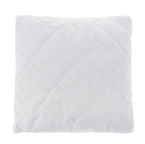 Подушка Очарование (лебяжий пух, тик) (40*40) подушка нежность лебяжий пух тик 50 70