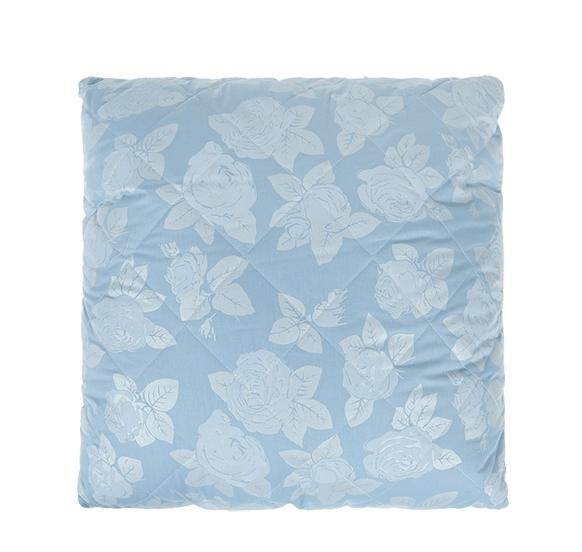 Подушка Чары (лебяжий пух, тик) (40*40) подушка нежность лебяжий пух тик 50 70
