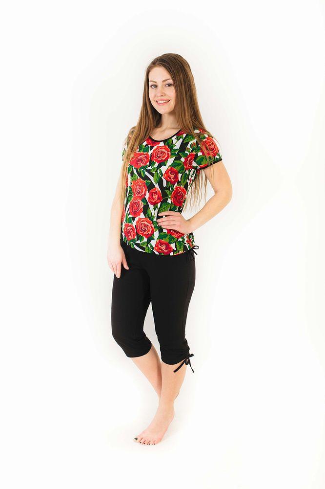 Костюм женский #Крестон#, Размер: 64 - Костюмы - Летние костюмы