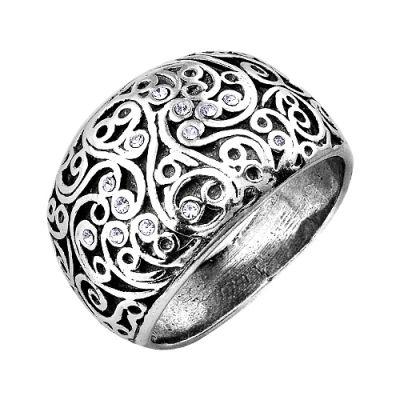 Кольцо бижутерия 2361508цч кольцо бижутерия 2468645бч