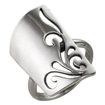 Кольцо серебряное iv9721