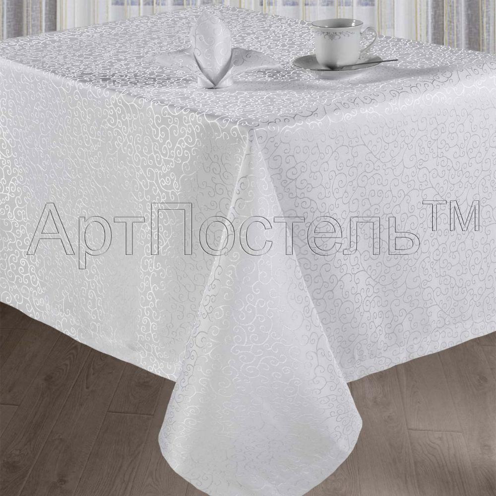 Набор столового белья Анетта - белый (120*150) кухонные принадлежности анетта белый р 260х150