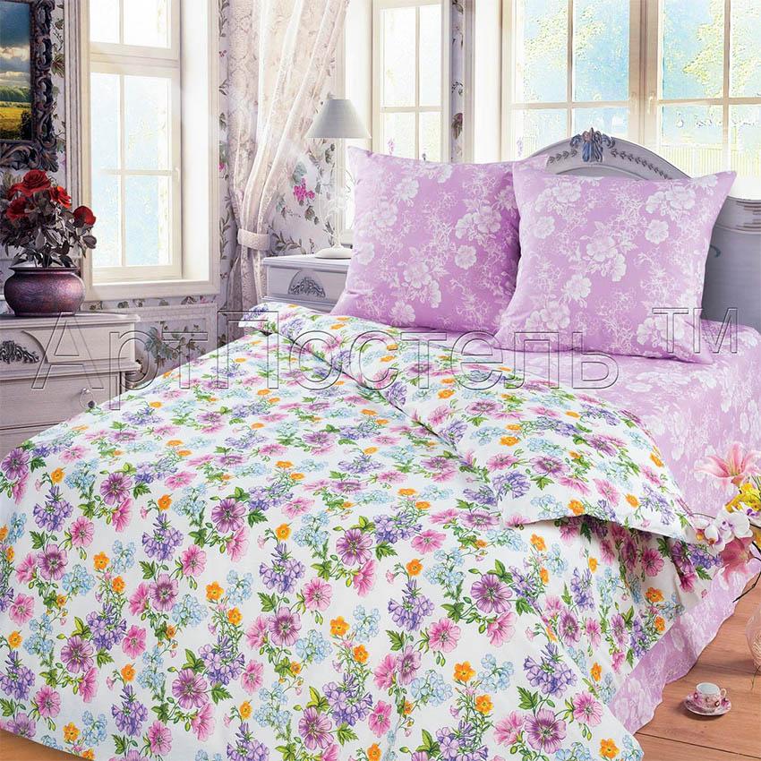 """Постельное белье """"Цветные сны"""" (бязь) 2 спальный"""