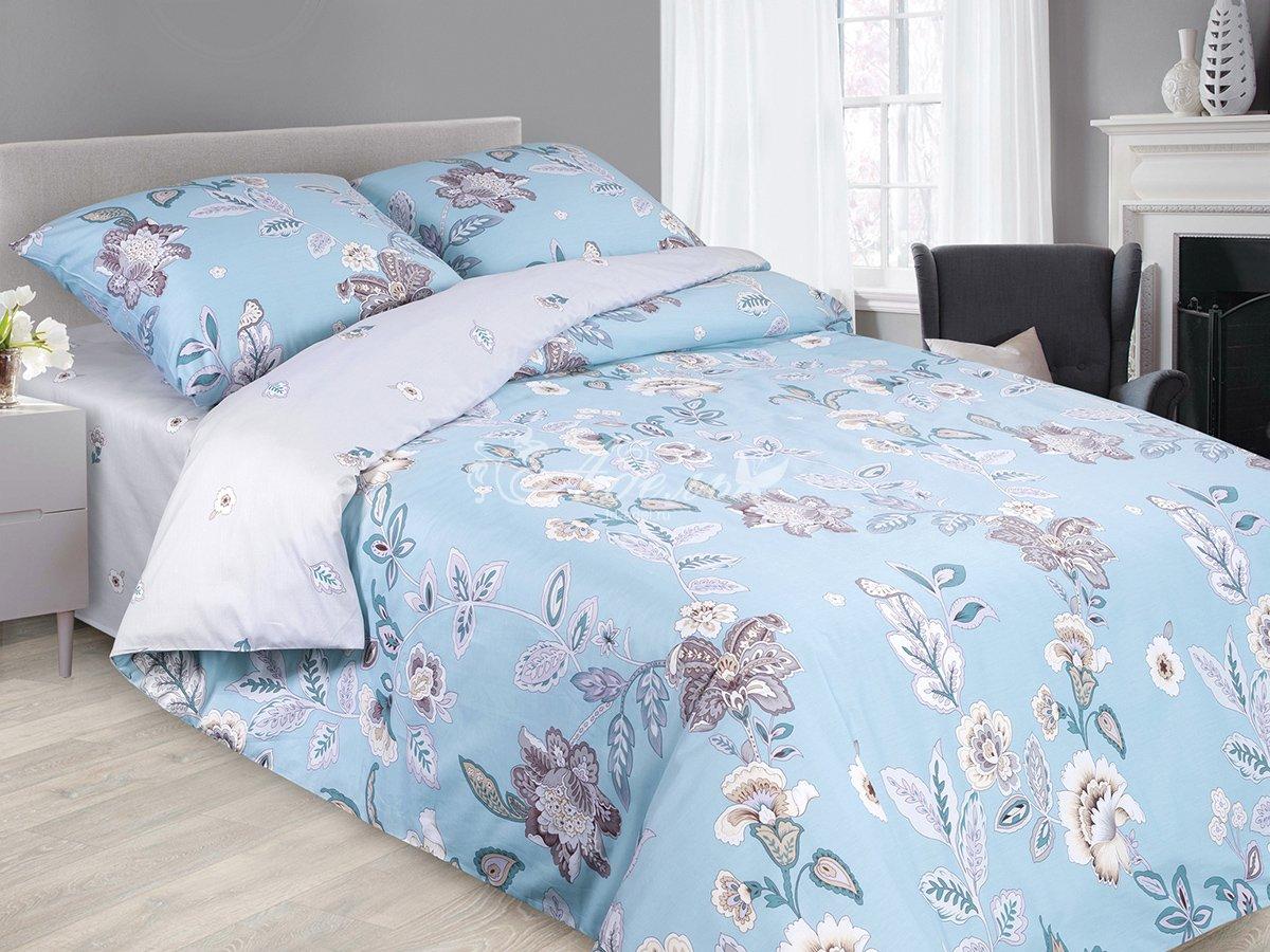 Постельное белье iv64072 (сатин) (1,5 спальный) постельное белье софья сатин 1 5 спальный