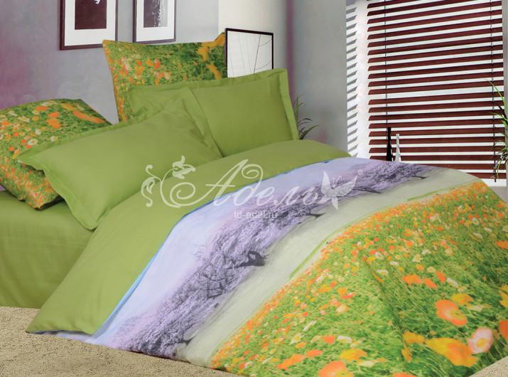 Постельное белье Рашаль (поплин) (2 спальный) постельное белье этель черничные ночи вид 2 комплект 1 5 спальный поплин 1534729 page 3