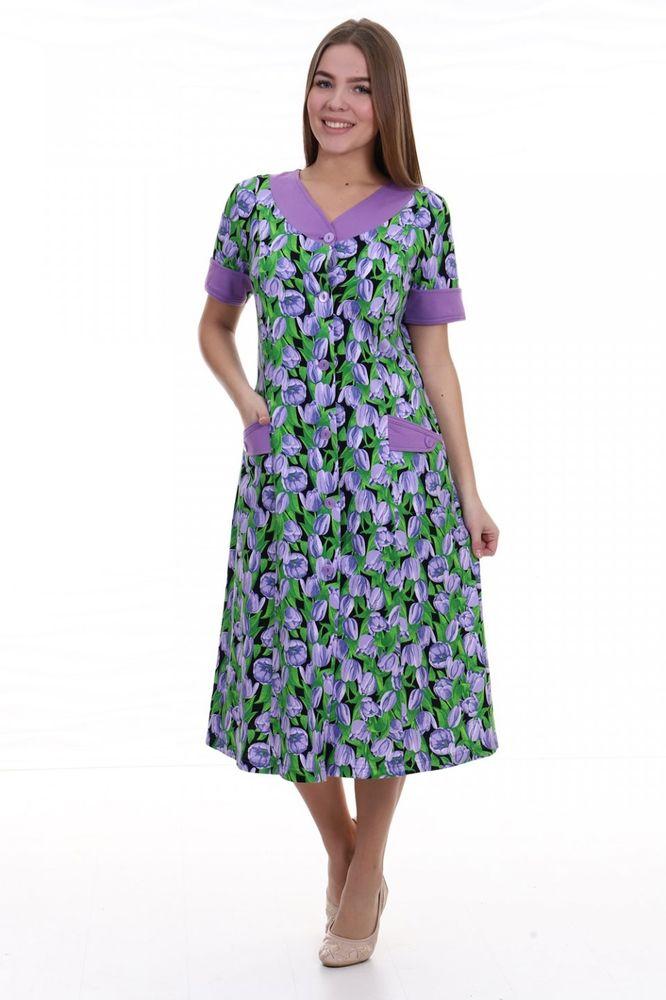 Халат женский #Шантелла#, Размер: 60 - Халаты - Легкие халаты
