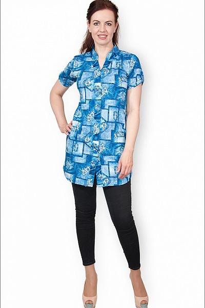 Рубашка женская iv34879