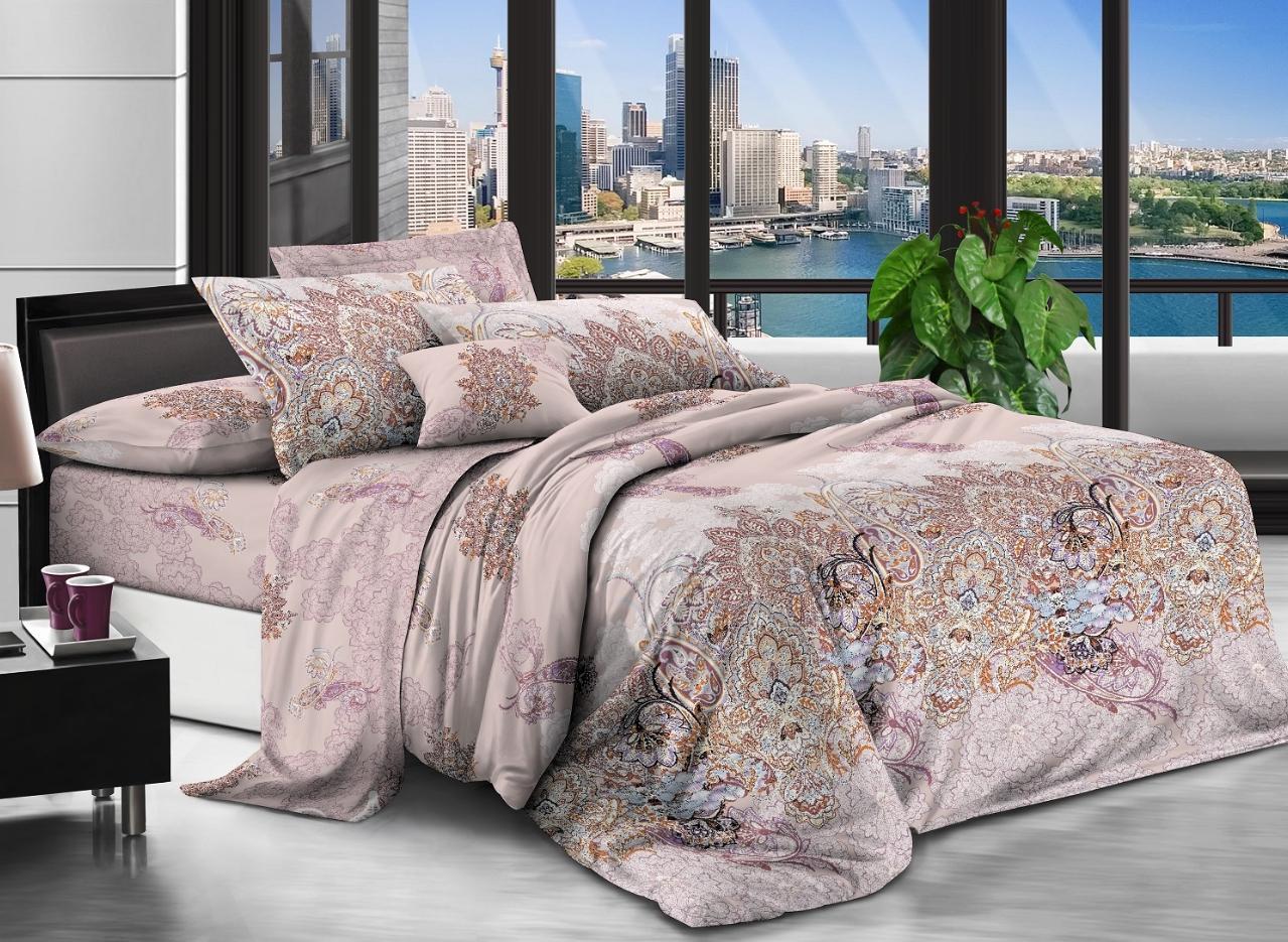 цена Постельное белье iv59999 (жатка) (1,5 спальный) онлайн в 2017 году