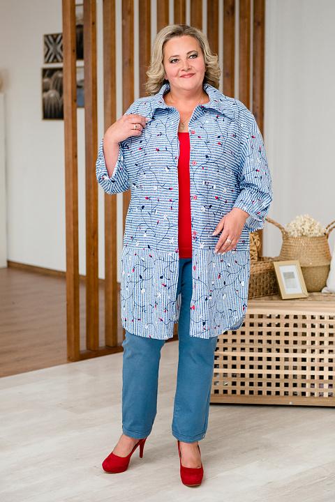 Рубашка женская iv56317