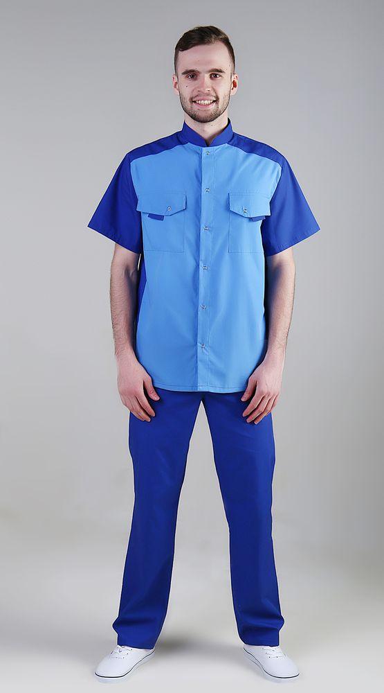 Костюм медицинский Алекс (цветной) (52-54) костюм римского гражданина 52 54