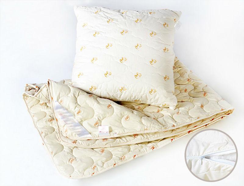цена на Одеяло iv6106 (овечья шерсть, тик) (1,5 спальный (140*205))