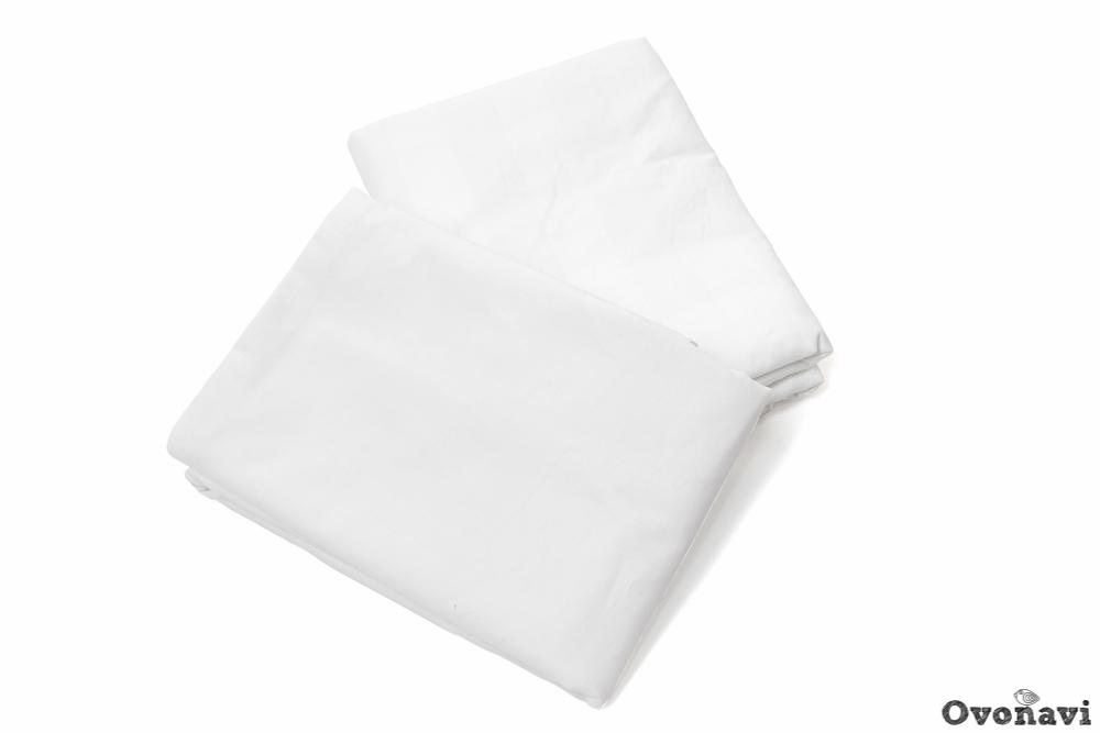 Наволочки страйп-сатин в ассортименте Ovonavi-537 (пл. 115 грамм) (в упаковке 2 шт) 50*50