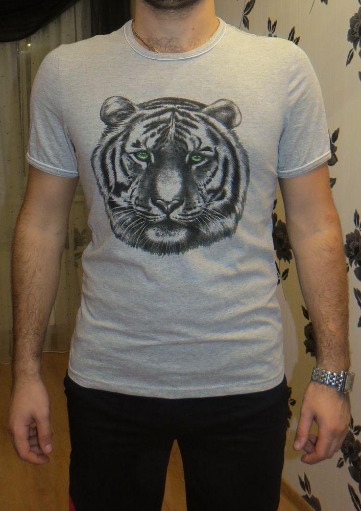 Купить Футболка мужская Тигр , Грандсток