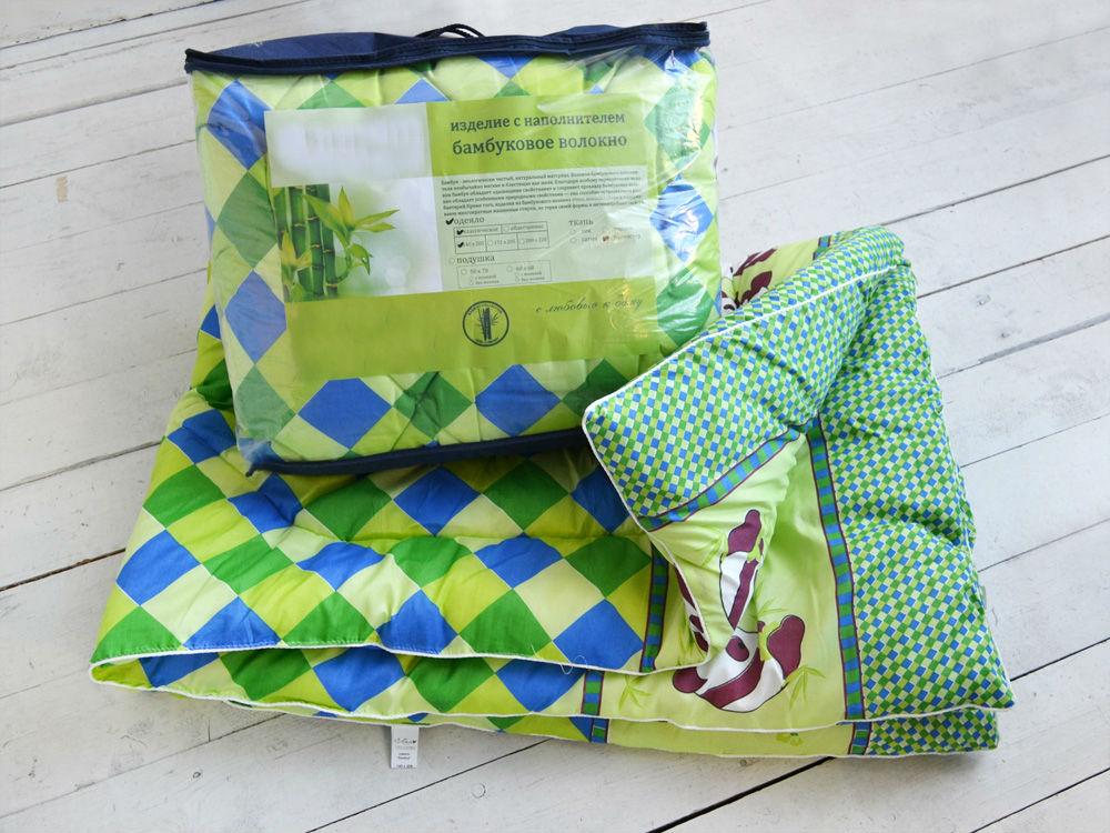 Одеяло зимнее Нарцисс (бамбук, полиэстер) (2 спальный (172*205)) одеяло зимнее нарцисс бамбук полиэстер 2 спальный 172 205