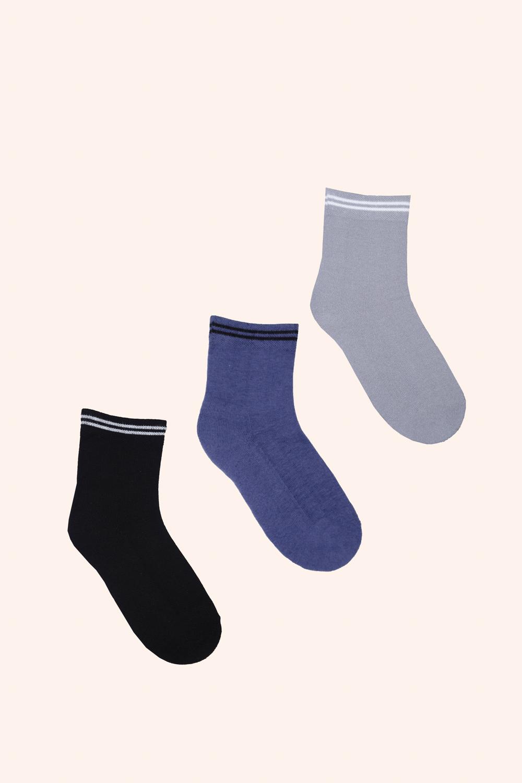 Носки детские iv45790 (упаковка 3 пары) (20-22)