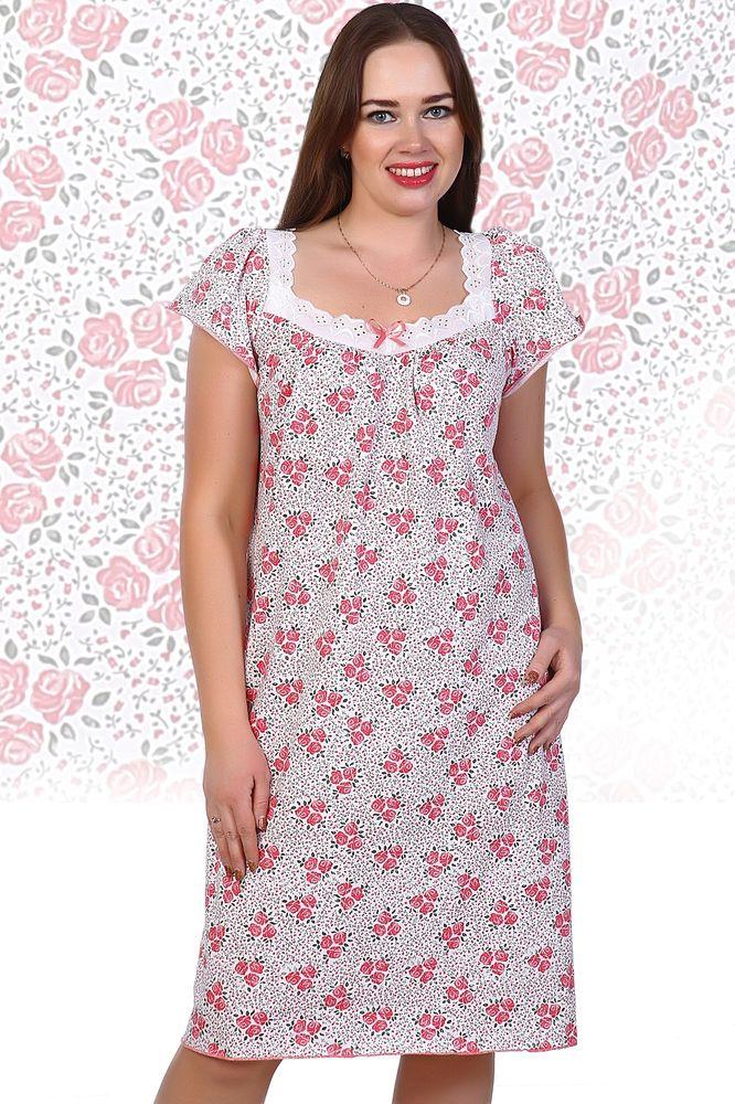 Сорочка женская Даша пике сорочка женская mv241574 03