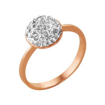 Кольцо серебряное 2366153 женские кольца esprit женское серебряное кольцо с цирконами esrg 91386 a 18 5