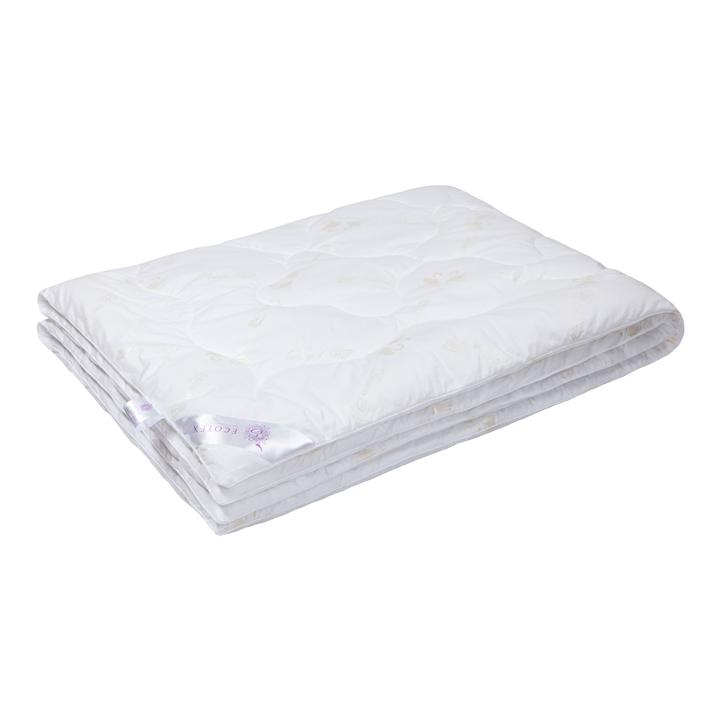 Одеяло зимнее Лея (лебяжий пух, перкаль) (2 спальный (172*205))