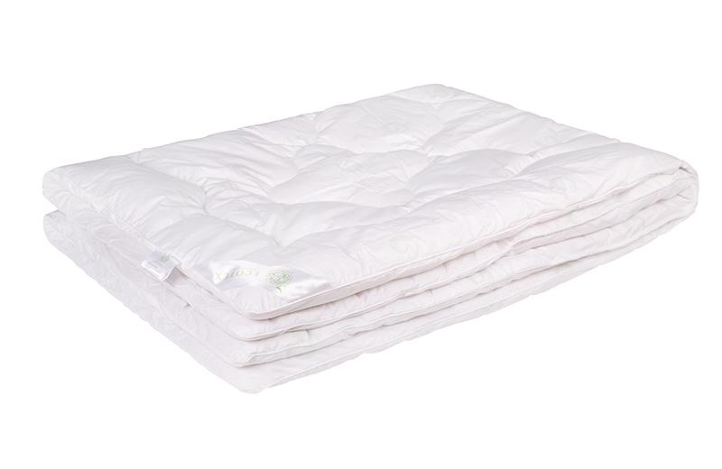 Одеяло зимнее Море (морские водоросли, перкаль) (1,5 спальный (140*205)) двуспальное одеяло tac relax морские водоросли 7105b