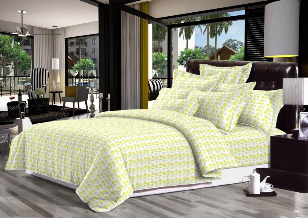 Постельное белье Пузыри (сатин) (1,5 спальный) постельное белье пузыри сатин 1 5 спальный