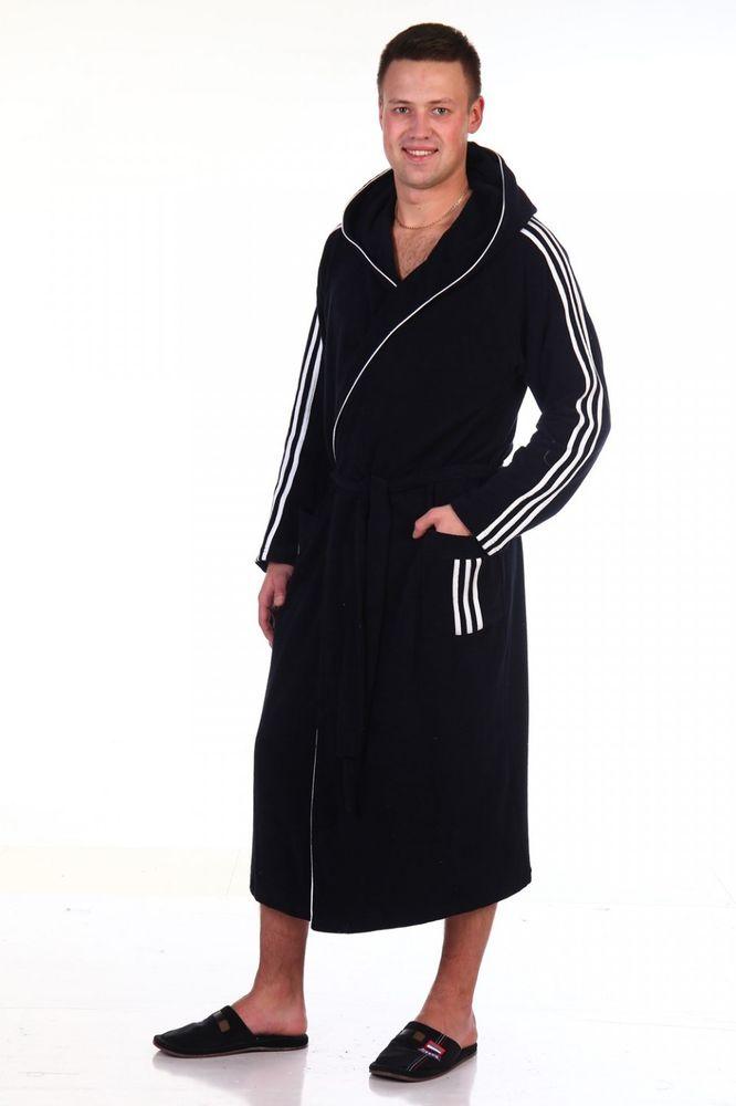 Халат мужской Денис (52) купить шелковый халат мужской спб
