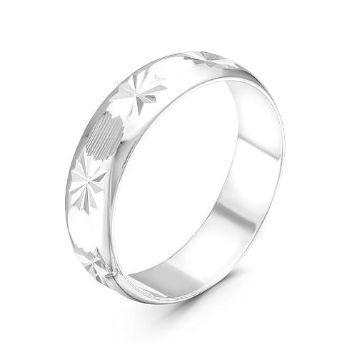 Кольцо серебряное 2301444б14 кюп женское серебряное кольцо с куб цирконием alm3201002261 17