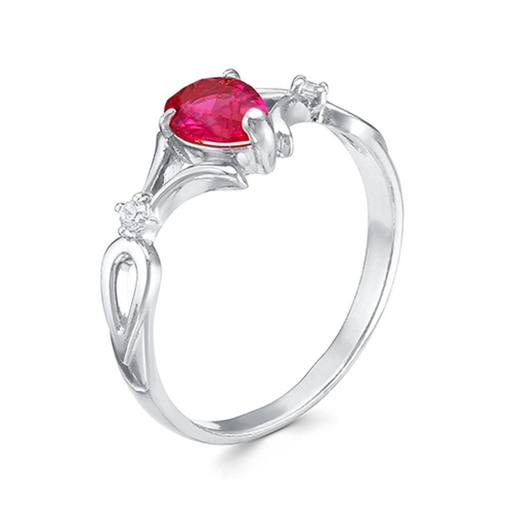 Кольцо серебряное iv23489