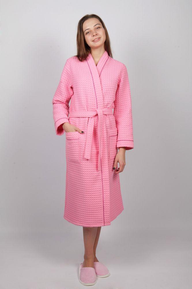 Халат женский #Анжи#, Размер: 48 - Халаты - Теплые халаты