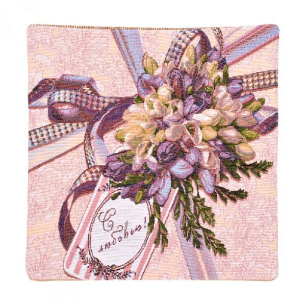 Наволочка для декоративных подушек Грандсток 15491426 от Grandstock
