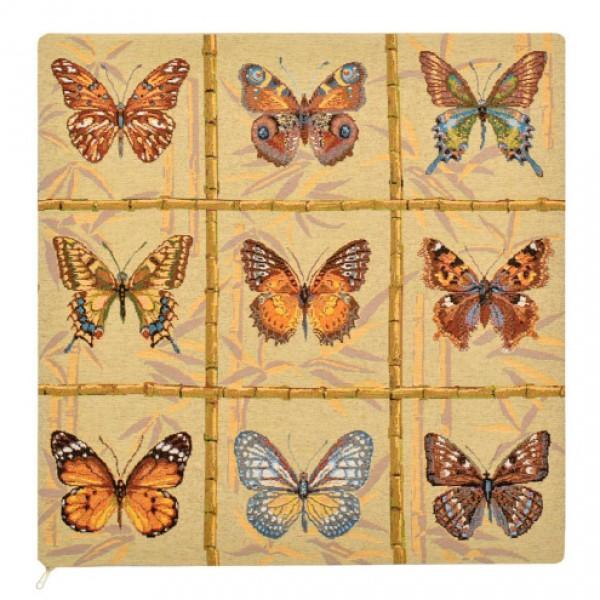 Наволочка декоративная Коллекция бабочек (50*50) abbott shmf 0 9g 50