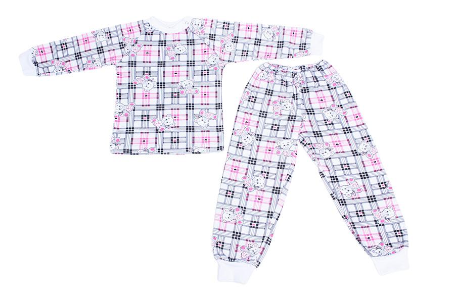 Пижама детская Ночка (футер) -  Одежда для сна