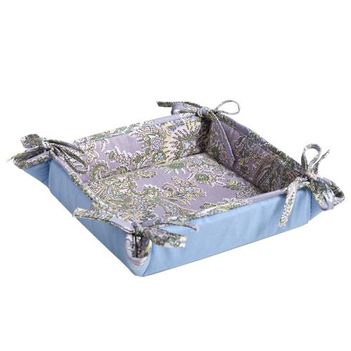 Текстильная ваза Аквамарин (20х20) текстильная ваза рукодельница 20х20