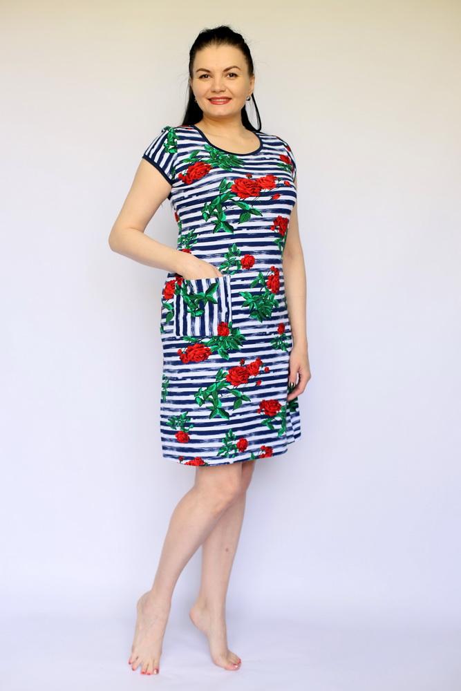 """Платье женское """"Марибэль"""" 50"""
