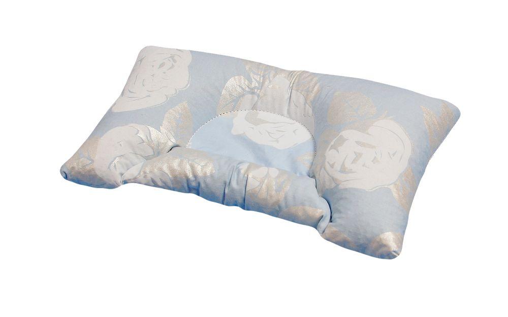 Подушка детская Сон (лузга гречихи, тик) (20*30) подушка косточка лузга гречихи тик 35 18