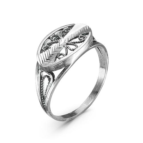 Кольцо серебряное 2309418-5 society толстовка