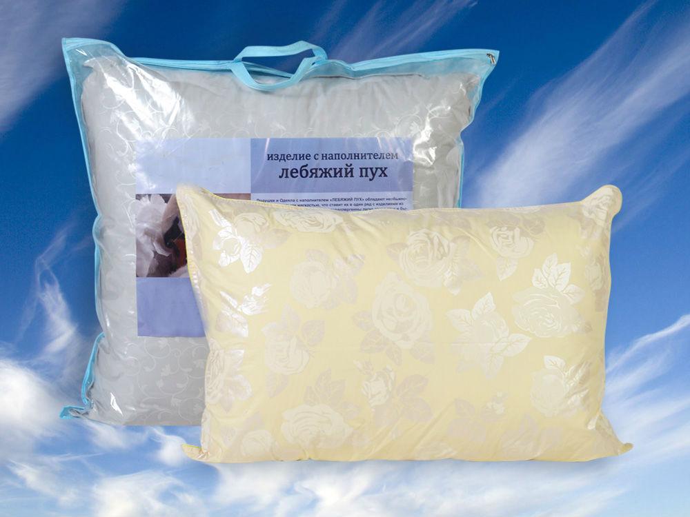Подушка Эстетика (лебяжий пух, тик) (50*70) подушка вдохновение 50 70
