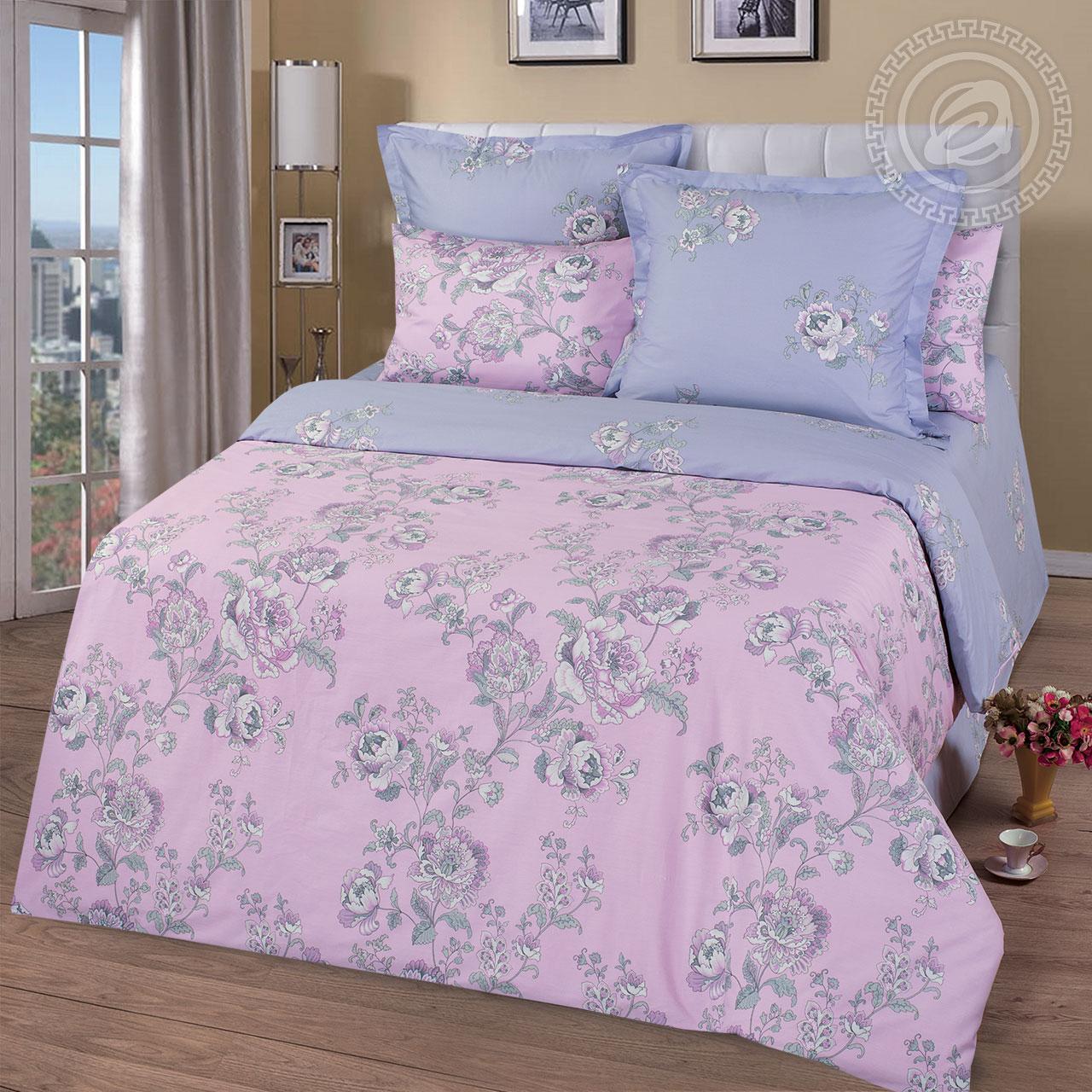 Постельное белье Джейн (сатин) (1,5 спальный) постельное белье пузыри сатин 1 5 спальный