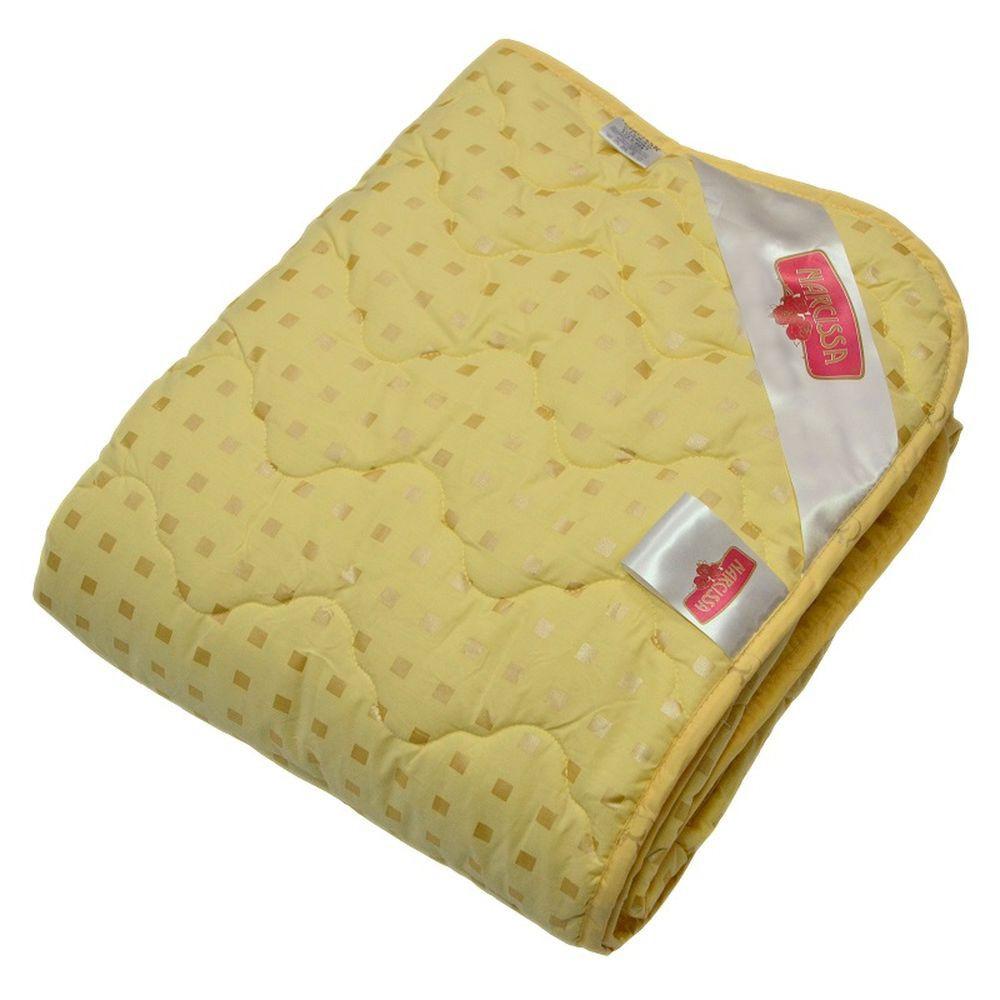 """Одеяло """"Комфорт"""" (лебяжий пух, тик) Евро-1 (200*220)"""