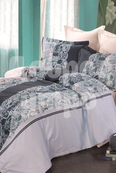 Постельное белье Maйса (сатин) (1,5 спальный) постельное белье cleo кпб сатин набивной люкс дизайн 406 1 5 спальный