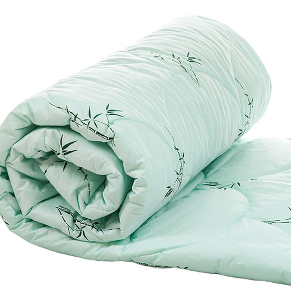 """цена Одеяло зимнее """"Стандарт"""" (бамбук, полиэстер) (1,5 спальный (140*205)) онлайн в 2017 году"""