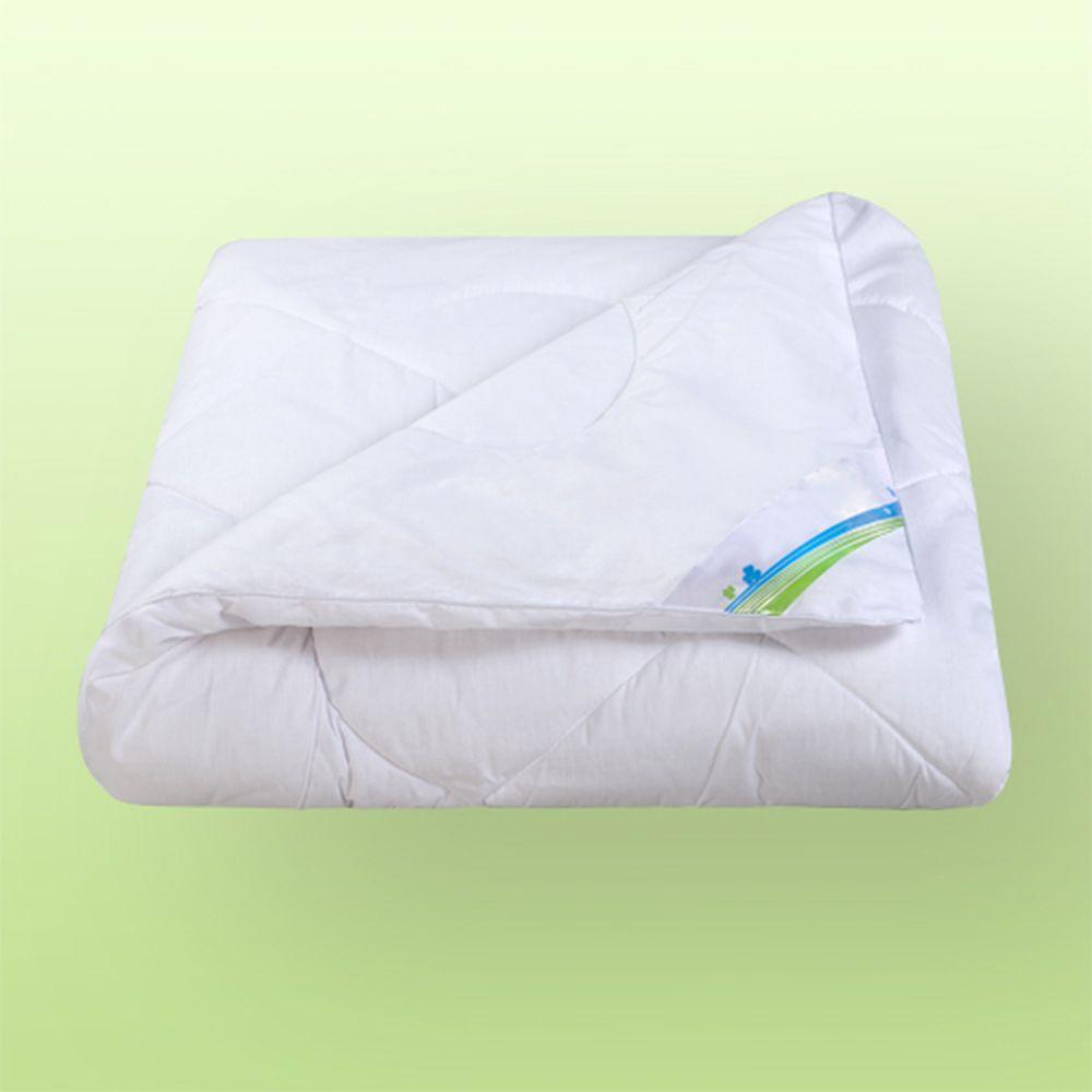"""цена Одеяло облегченное """"Натурель"""" (бамбук, поликоттон) (1,5 спальный (140*205)) онлайн в 2017 году"""