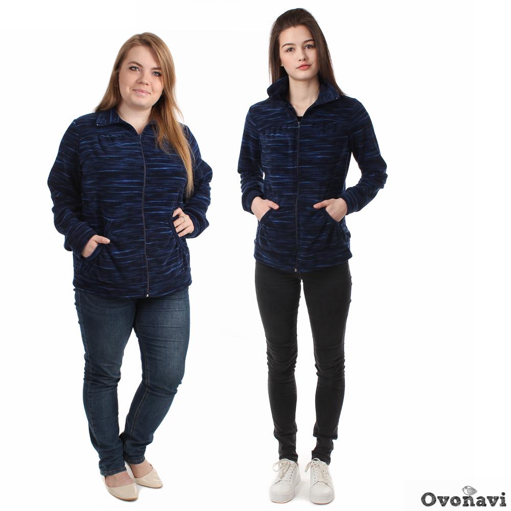 Толстовка женская #Элла#, Размер: 56 - Теплые кофты - Толстовки